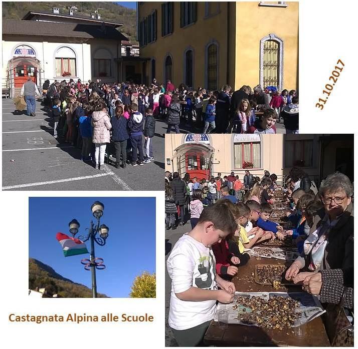Castagnata Scuole (31.10.17)