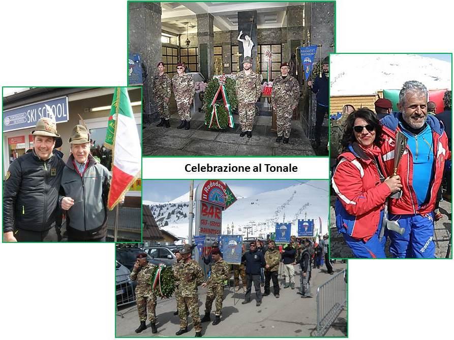 Celebrazione Tonale (8.4.18)