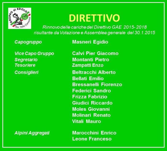 direttivo 1.2015a